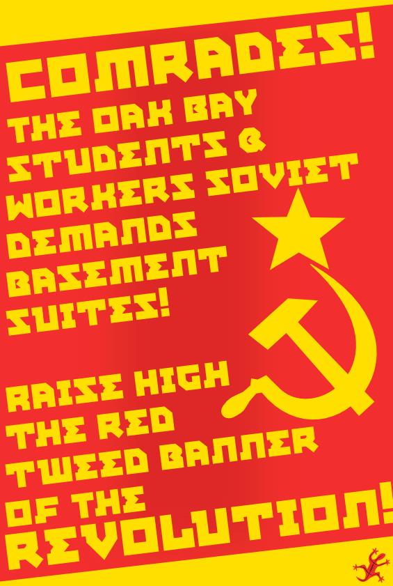 Oak Bay Soviet